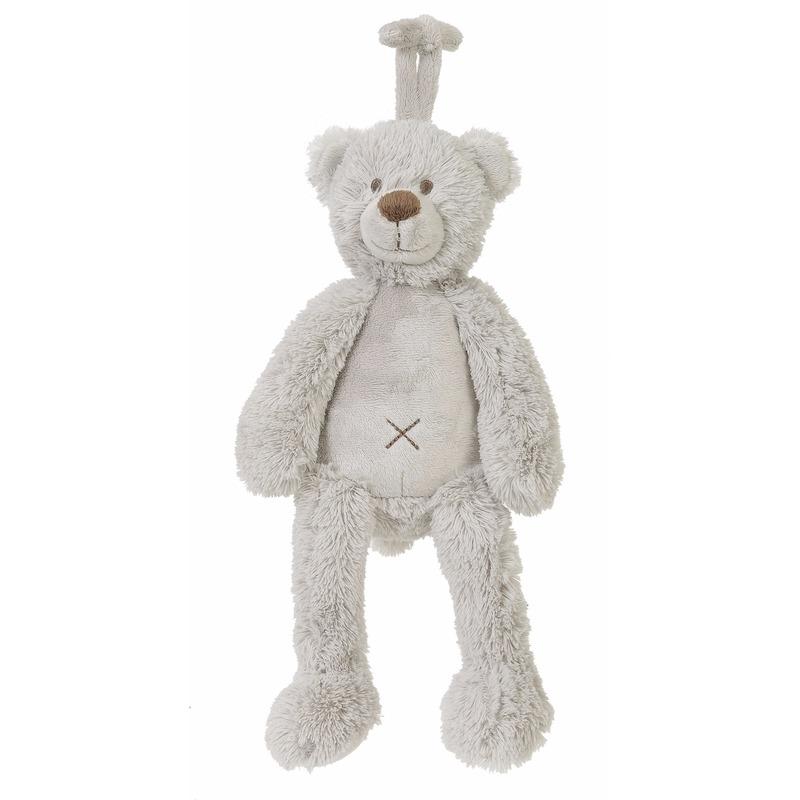Baby muziek knuffeltje beer Harvey