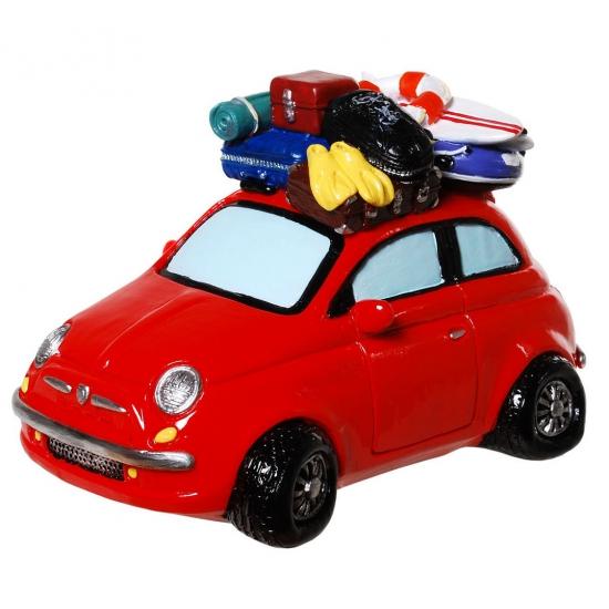 gadget spaarpot vakantie auto