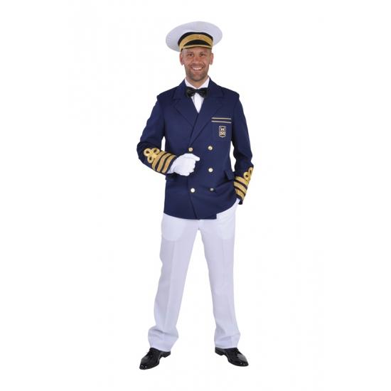 Kapiteins verkleedkleding jassen