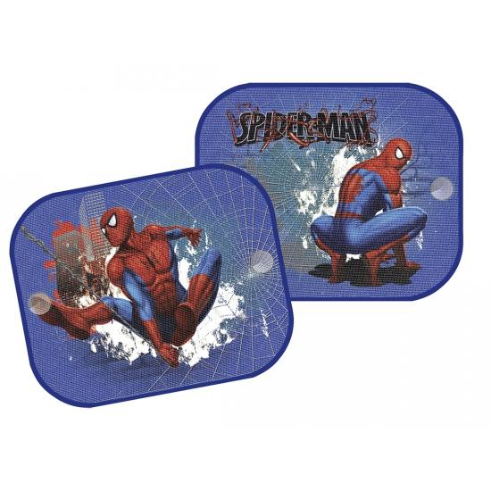 Spiderman zonneschermen 2x