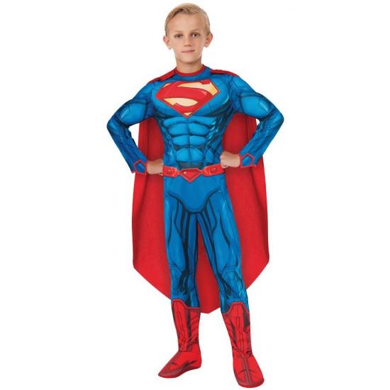 Superman kostuum luxe voor kids