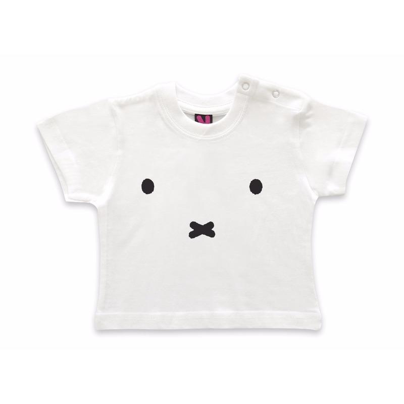 baby t - shirt met Nijntje snoet online kopen