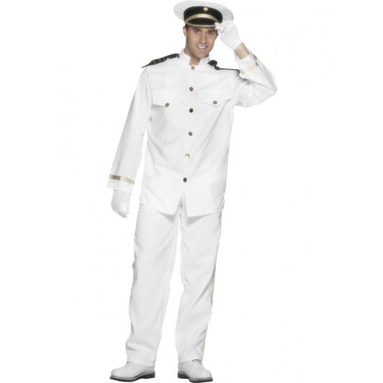 Zeevaart kapiteins pak/kostuum