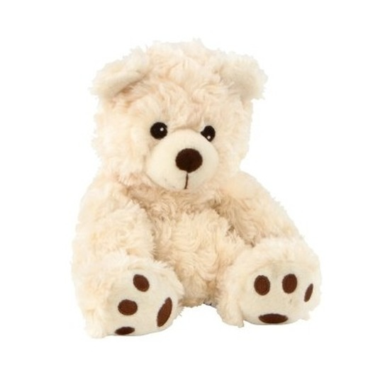 Beren knuffel kruik geboorteknuffel 18 cm