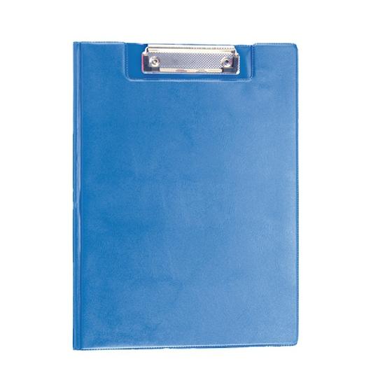 Blauw clipboard A4 formaat