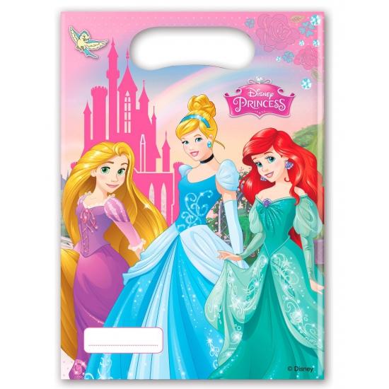 Disney prinsessen uitdeelzakjes