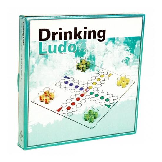 Drankspel/drinkspel ergernis bordspel