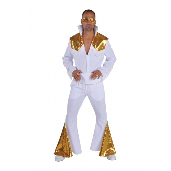 Elvis Vegas verkleedkleding heren
