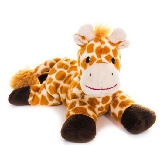Giraffen knuffel kruik geboorteknuffel 18 cm