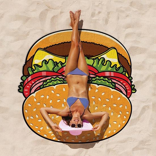 Hamburger vorm kleed 150 cm