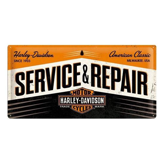 Harley Davidson artikelen garage