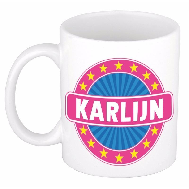 Karlijn cadeaubeker 300 ml