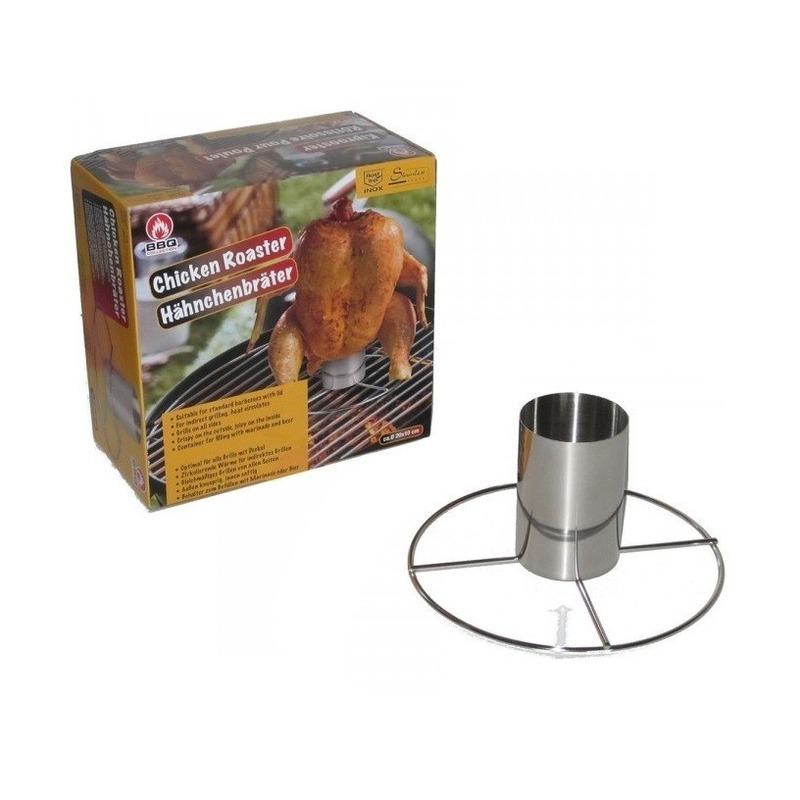 Kiprooster voor de barbecue 20 cm