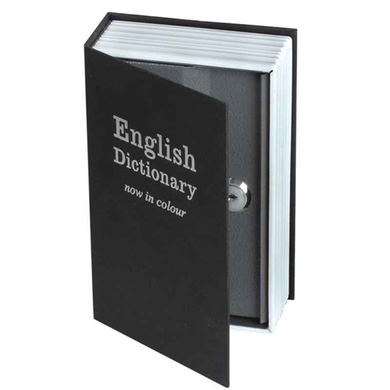 Kluis in Engels woordenboek 18 x 12 cm