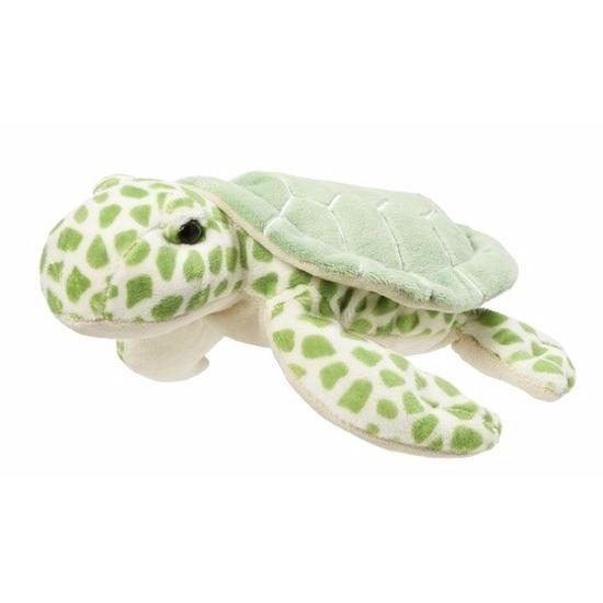Knuffeldier schildpad 22 cm