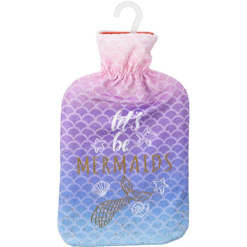Kruik met zeemeermin hoes 2 liter Lets Be Mermaids