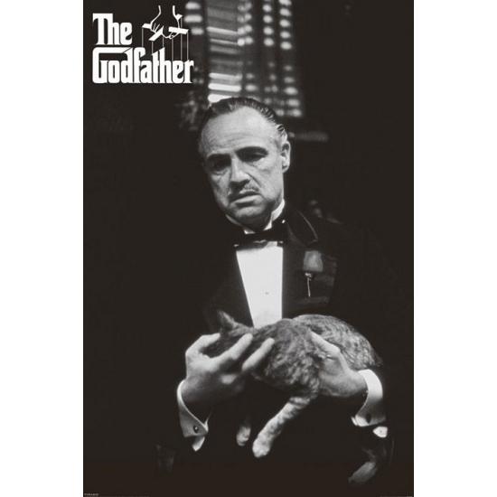 Maffia poster Godfather