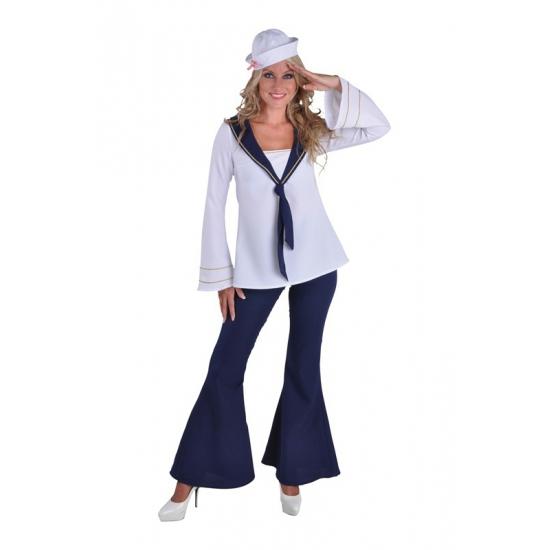 Matrozen broek met blouse