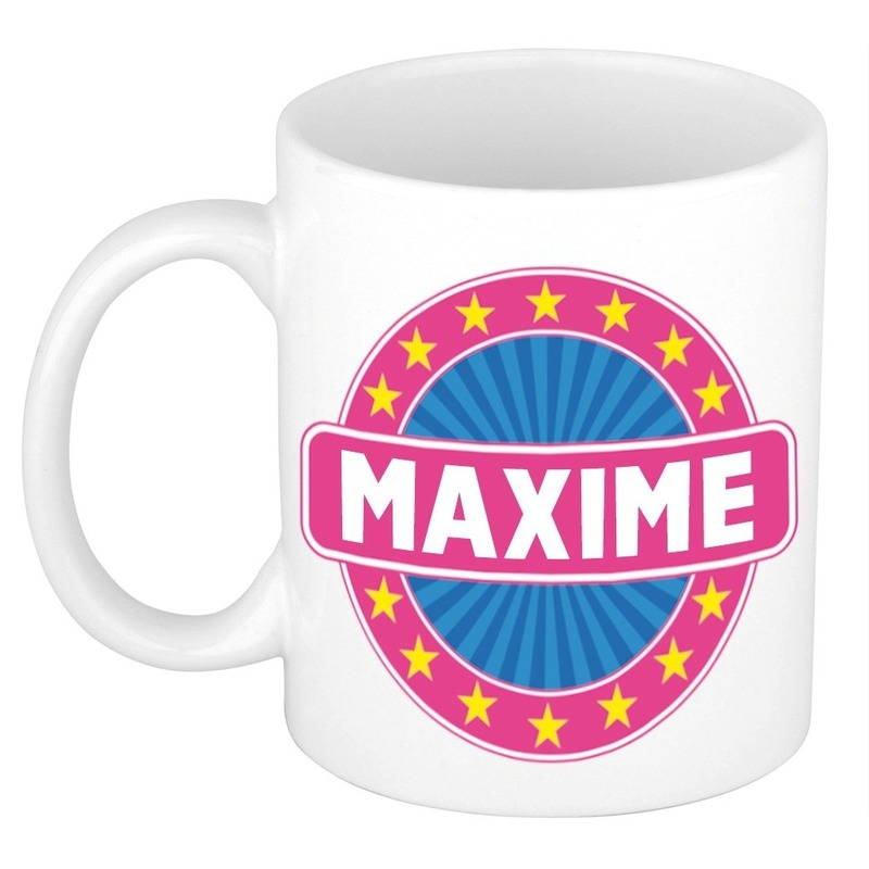 Maxime cadeaubeker 300 ml
