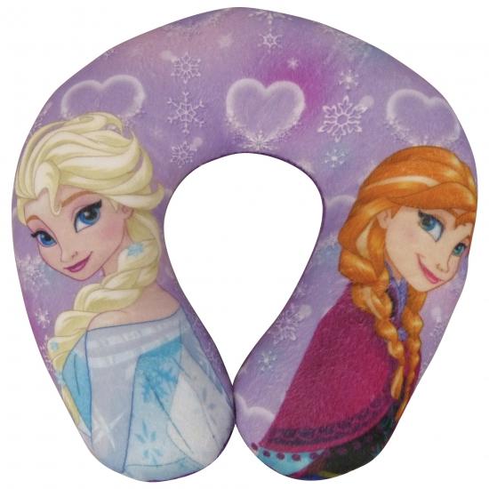 Nek kussentje van Frozen Anna en Elsa