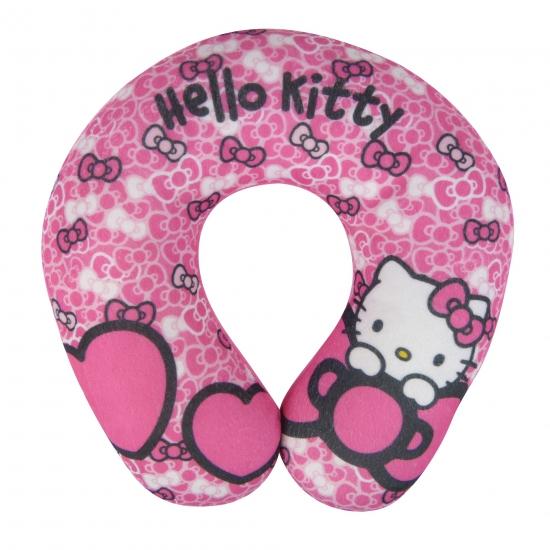 Nek kussentje van Hello Kity roze
