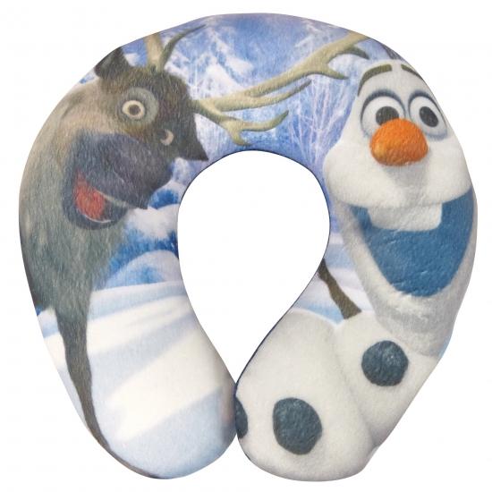 Nek kussentje van Olaf van Frozen