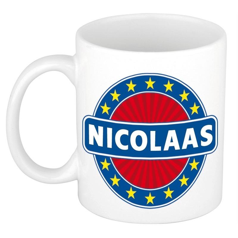 Nicolaas cadeaubeker 300 ml