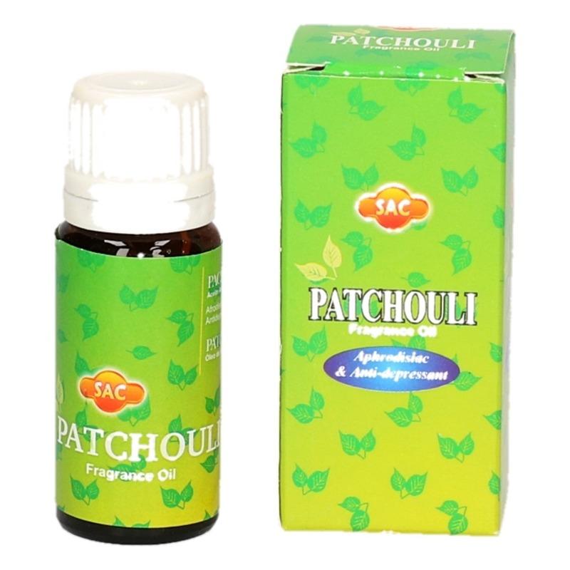 Patchouli olie voor in geur brander