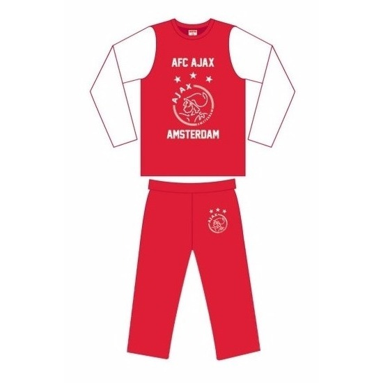 Pyjama Ajax Amsterdam voor meisjes