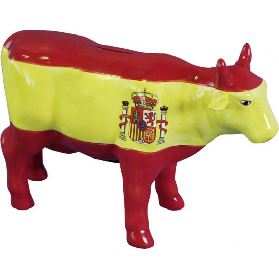 Spaarpot koe Spanje