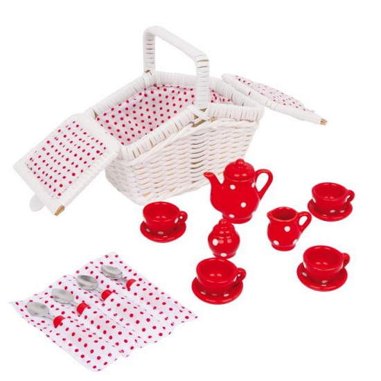 Speelgoed mini picknick set