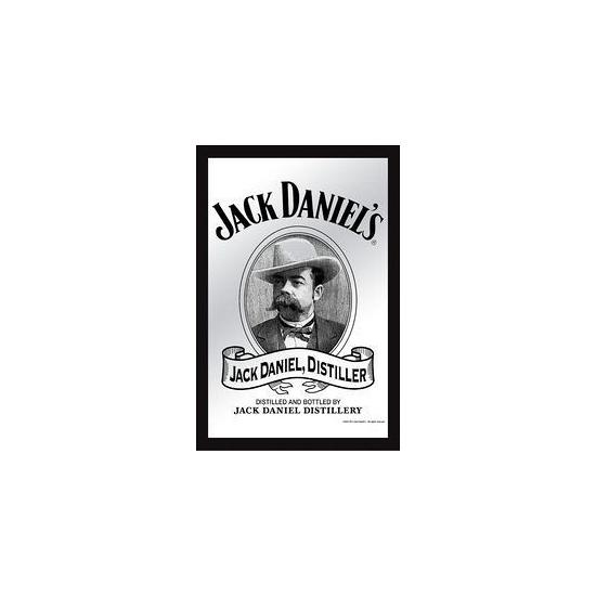 Spiegel Jack Daniels white