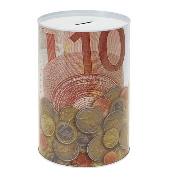 Tien euro spaarpot