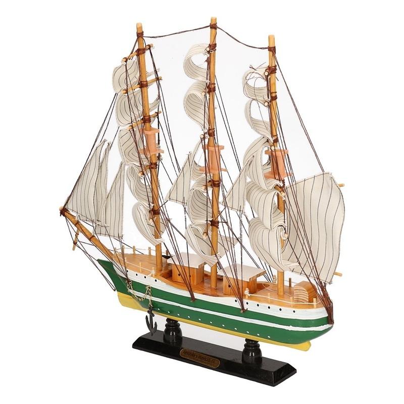Zeeschip decoratie von Humboldt II