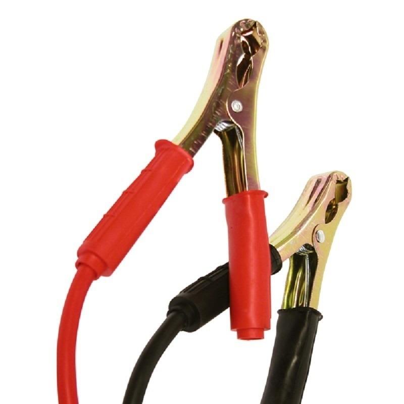Auto startkabels 12/24 volt 2,5 meter
