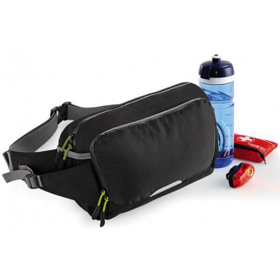 Hardlopen Sport heuptasje zwart 5 liter
