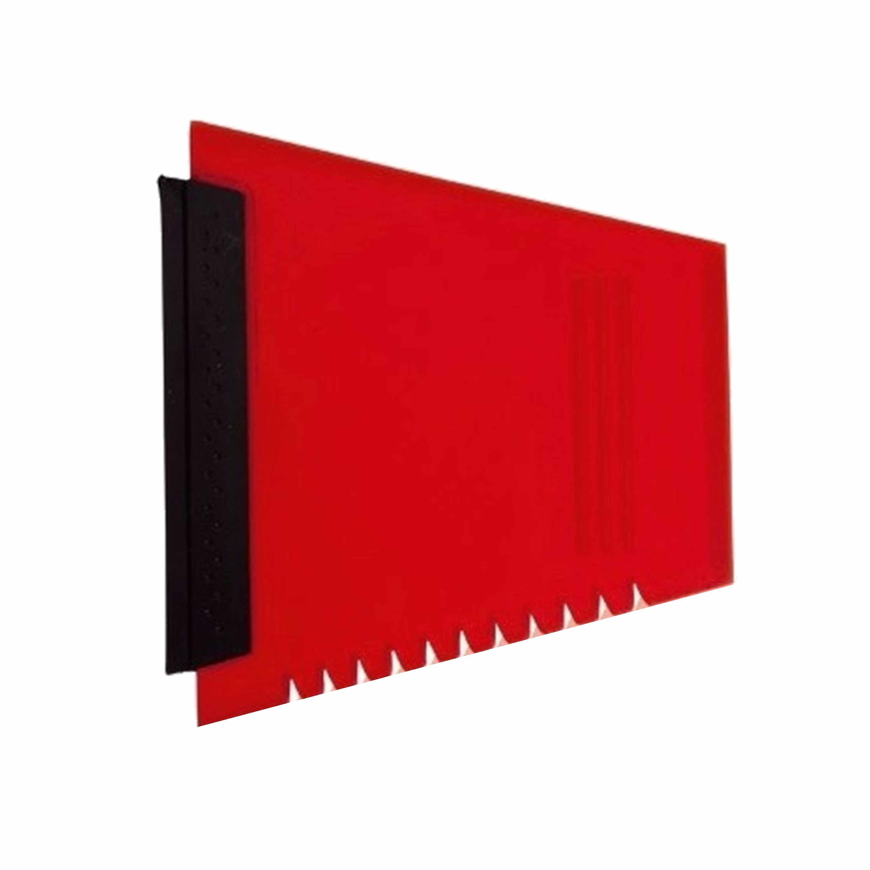 IJskrabber rood 12 x 11 cm