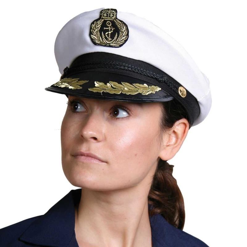 Kapitein hoed/ pet