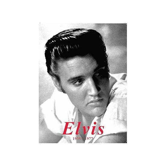 Muurdecoratie Elvis Presley