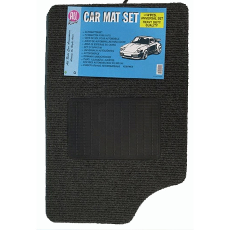 Set matten voor in de auto